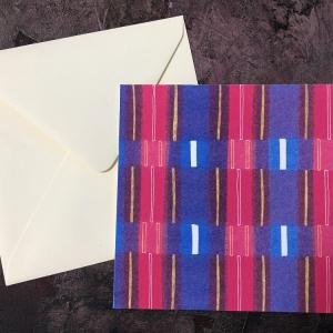 Grußkarte mit Umschlag